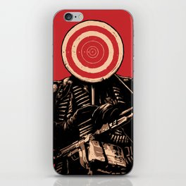 SHOOT! iPhone Skin