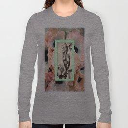 Pin Up Fleur Long Sleeve T-shirt
