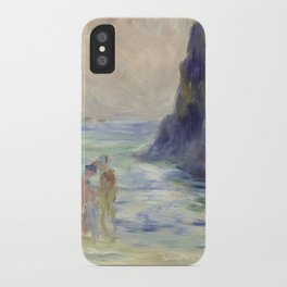 Renoir Guernsey Art Painting iPhone Case