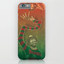 One, Two, Freddy's Coming For You iPhone Case