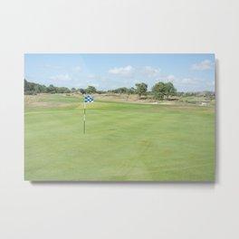 Golf du Touquet, France Metal Print