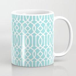 Limpet Shell - Trellis Coffee Mug