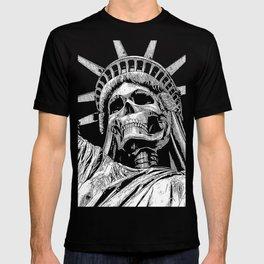 Liberty or Death B&W T-shirt