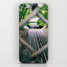 Brooklyn gates iPhone Skin