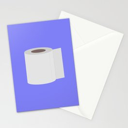 Roll of toilet paper Stationery Cards