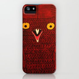 Not So Wise iPhone Case