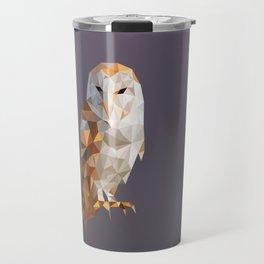 Poly Owl Travel Mug