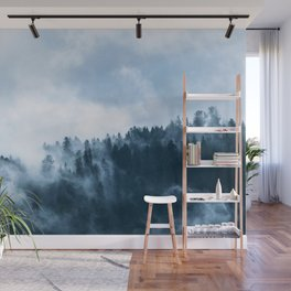 Nature Forest Mistic Wall Mural