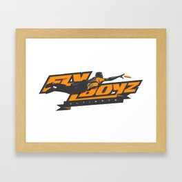 FLYBOYZ Framed Art Print
