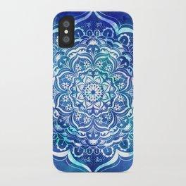 Mystical Mandala iPhone Case