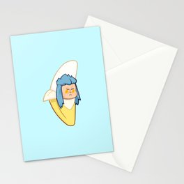 Banana Saix Stationery Cards