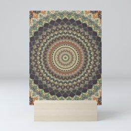 Mandala 576 Mini Art Print