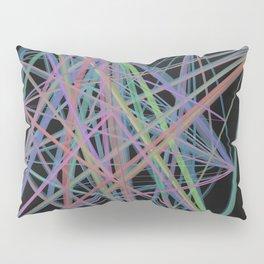 Geometric Diamond Light Prism Pillow Sham