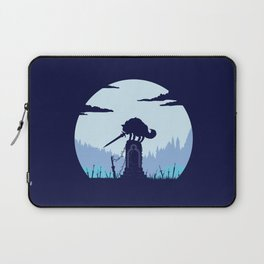 Grey Wolf Sif (Dark Souls) Laptop Sleeve