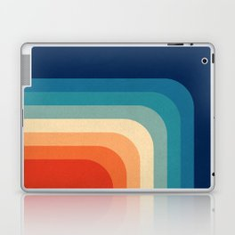 Retro 70s Color Palette III Laptop & iPad Skin