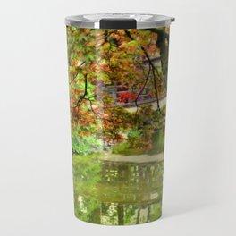 Graceful Nature Travel Mug