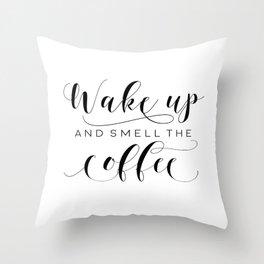 PRINTABLE Art,COFFEE BAR,Coffee Sign,Coffee Sign,Coffee Decor,But First Coffee,Kitchen Decor Throw Pillow