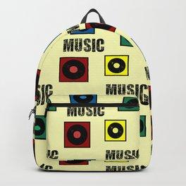 Music design Backpack