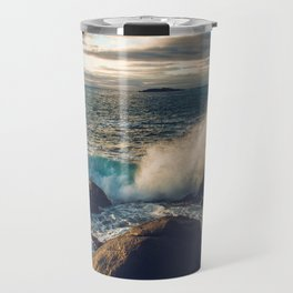 Perfect Wavebreak Travel Mug