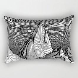 Risen Rectangular Pillow