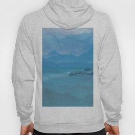 Ocean or Mountains? Hoody