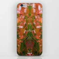 hippie iPhone & iPod Skins featuring HIPPIE by kelleyinthemorning