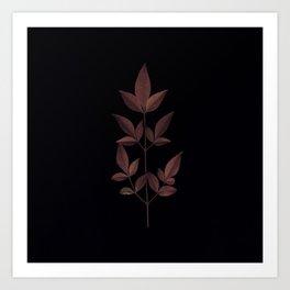 Herbarium 1 Art Print