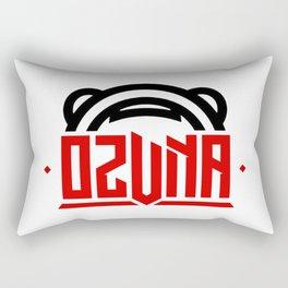 Ozuna Teddy bear Rectangular Pillow
