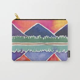 Five Reflections Carry-All Pouch