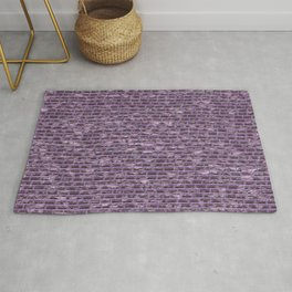Purple Wall Rug