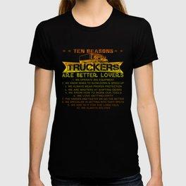 Ten REASONS - TRUCKERS T-shirt