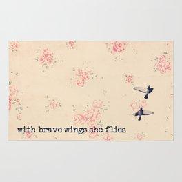 she flies Rug