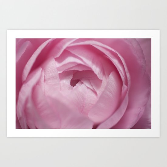 Pink Innocence Art Print