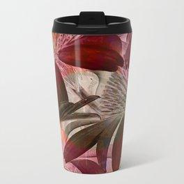 Coneflowers Metal Travel Mug