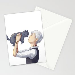 Jem and Church Stationery Cards