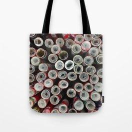 WTF. Fashion Textures Tote Bag