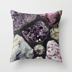 a higher dimension Throw Pillow