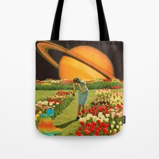 Visiting of the children Tote Bag