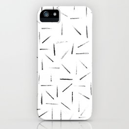 Hatches iPhone Case