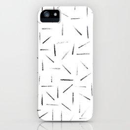 Hatches iPhone Case