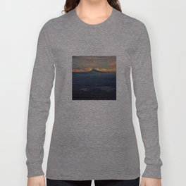 Popo at Dusk Long Sleeve T-shirt