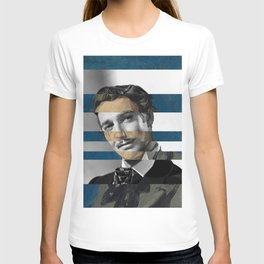 Picasso's Portrait of Renart & Clark Gable T-shirt