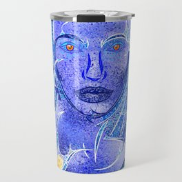 Angeonilium V4 - frozen beauty Travel Mug
