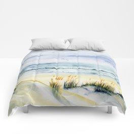 Beach is Calling Comforters