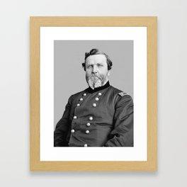 General George Thomas Framed Art Print