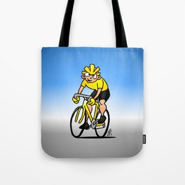Cyclist - Cycling Tote Bag