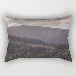 Bald Mountain Rectangular Pillow