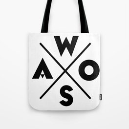 WOSA - World of Street Art Tote Bag