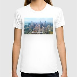 Chicago, IL  T-shirt