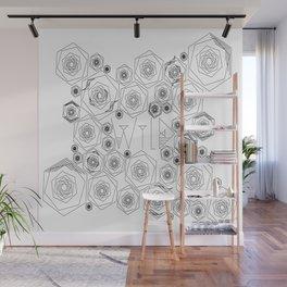 W I L D  Wall Mural